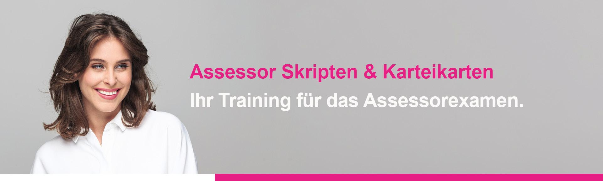 hemmer Assessor Basics Skripten - Das Erfolgsprogramm für das Assessorexamen