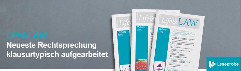 Life & Law - hemmer Ausbildungszeitschrift