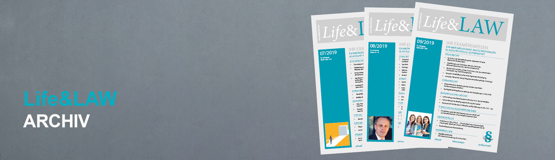 Life&LAW Archiv
