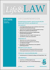 Life&LAW Ausgabe 2016/03