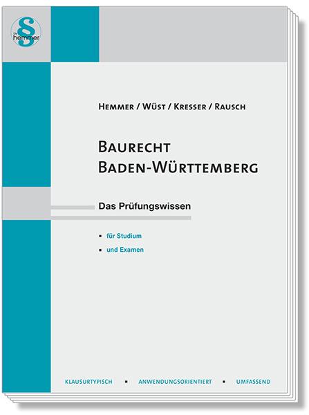 Skript Baurecht Baden-Württemberg