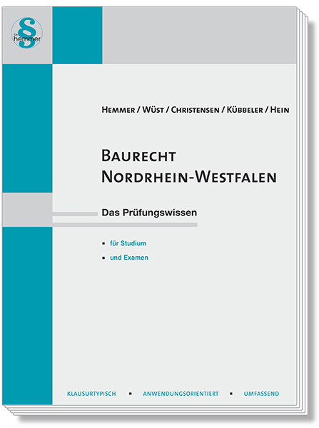 Skript Baurecht Nordrhein-Westfalen