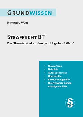 eBook - Grundwissen Strafrecht BT