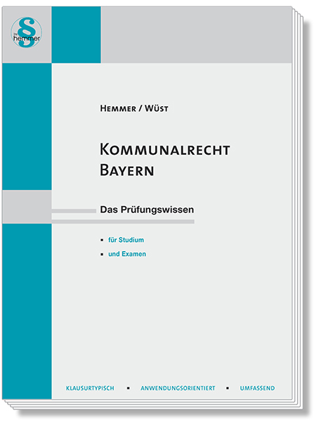 Skript Kommunalrecht Bayern