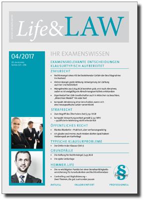 Life&LAW Ausgabe 2017/04