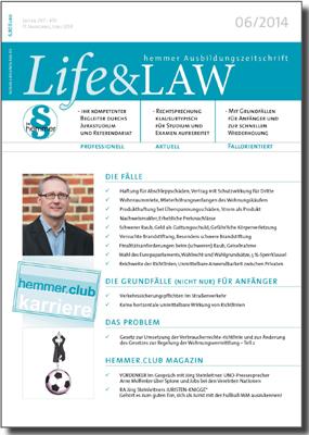 Life&LAW Ausgabe 2014/06