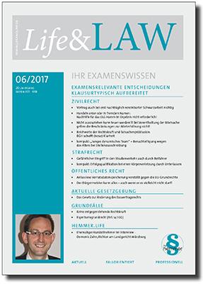 Life&LAW Ausgabe 2017/06