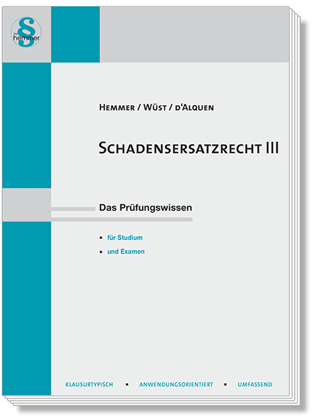 Skript Schadensersatzrecht III