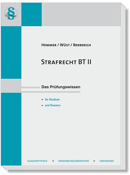 Skript Strafrecht BT II