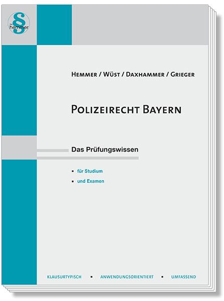 Skript Polizeirecht Bayern