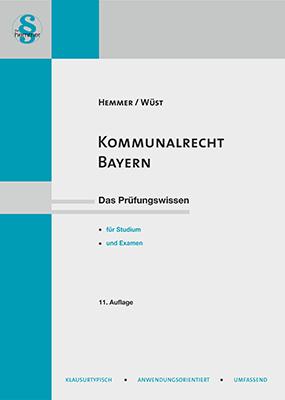 eBook Kommunalrecht Bayern