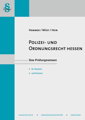 eBook Polizei- und Ordnungsrecht Hessen