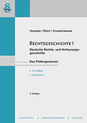 eBook Rechtsgeschichte I