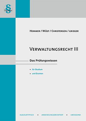 eBook Verwaltungsrecht III
