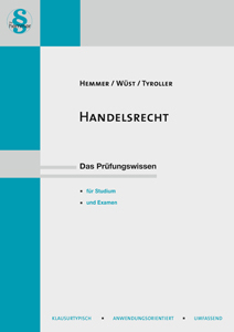 eBook Handelsrecht