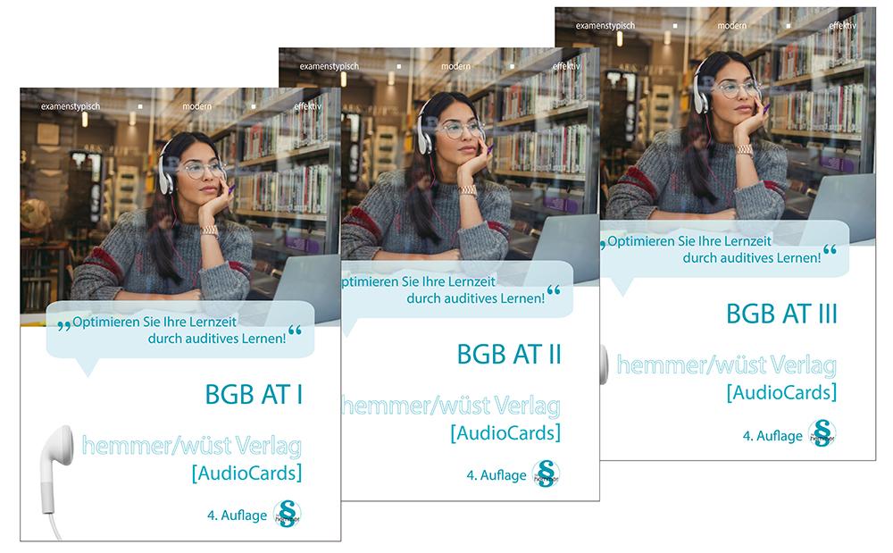 Audiocards - BGB AT I - III - Download