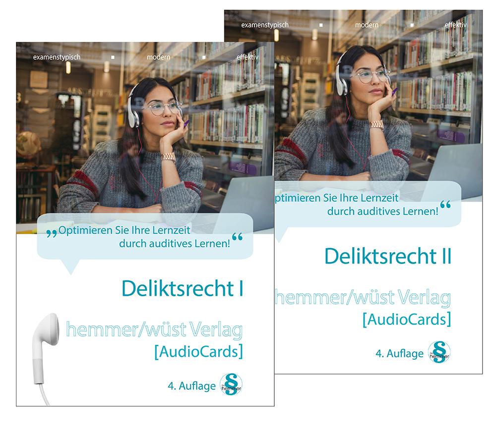 Audiocards - Deliktsrecht I & II - Download