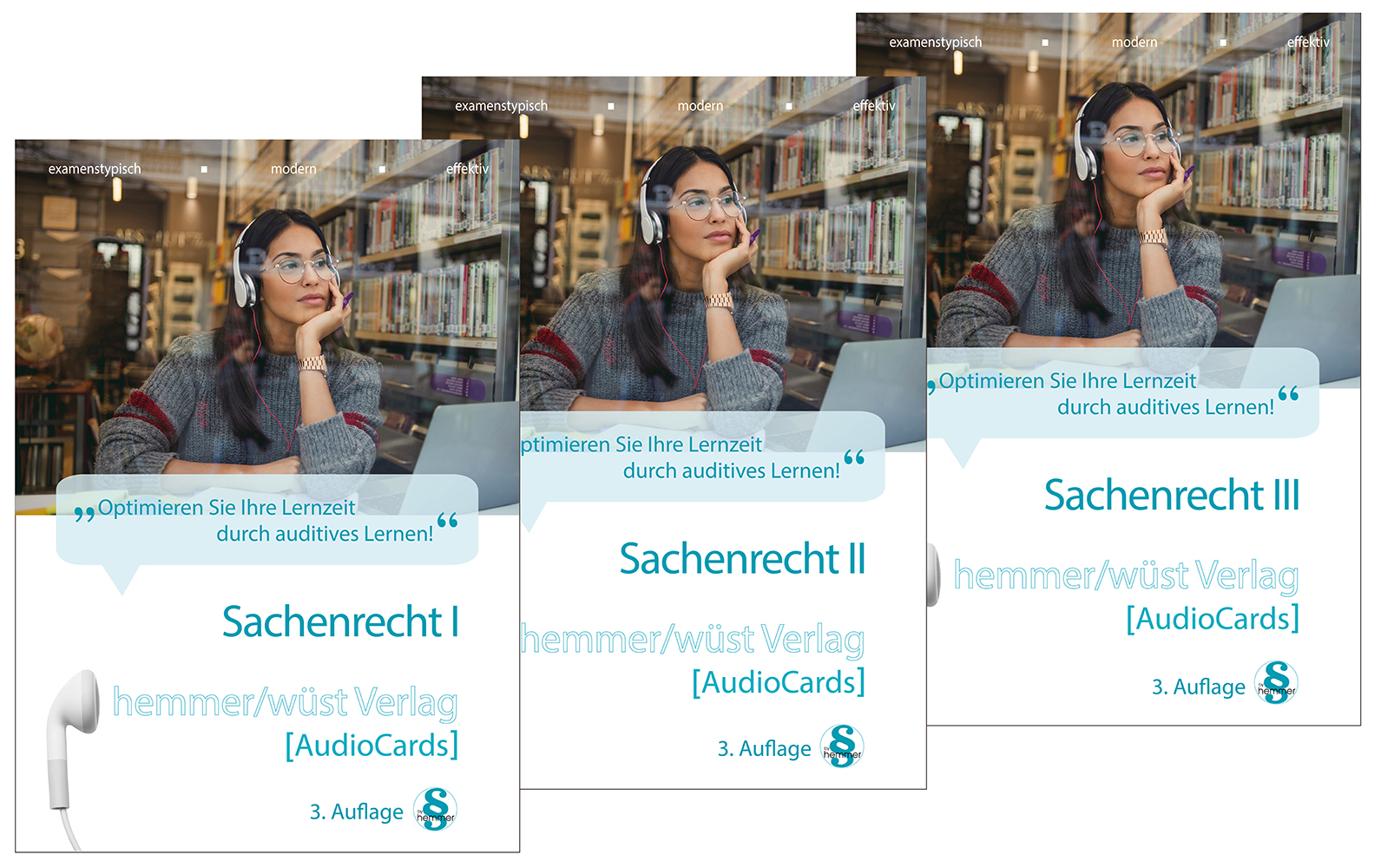 Audiocards - Sachenrecht I - III - Download