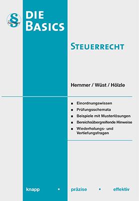 ebook Basics Steuerrecht - Einkommenssteuergesetz (EstG) & Abgabenordnung (AO)