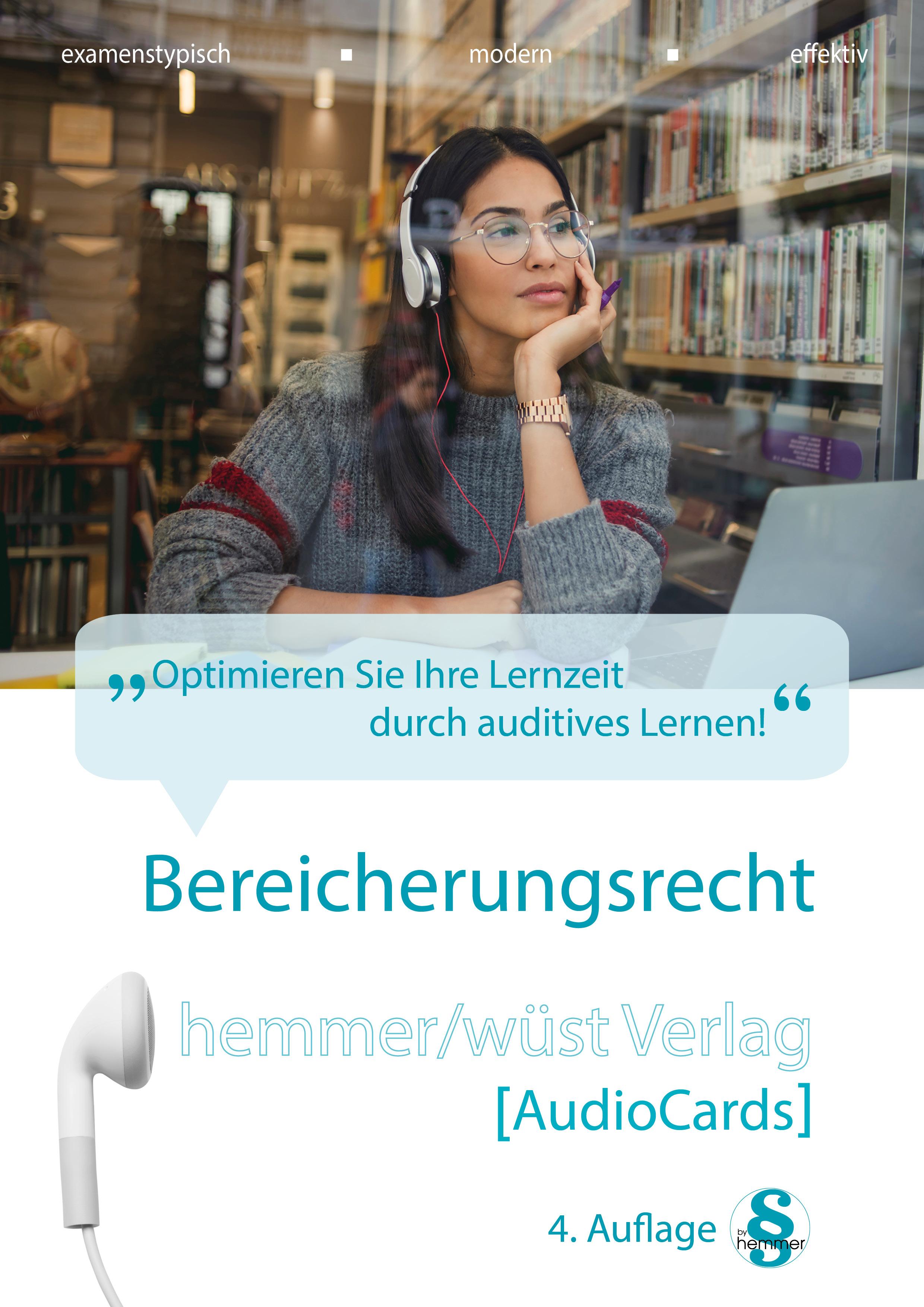 Audiocards - Bereicherungsrecht - Download