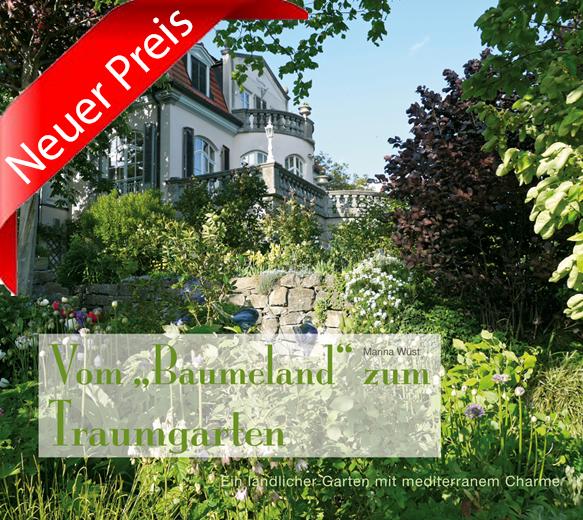 """Vom """"Baumeland"""" zum Traumgarten - Ein ländlicher Garten mit mediterranem Charme"""