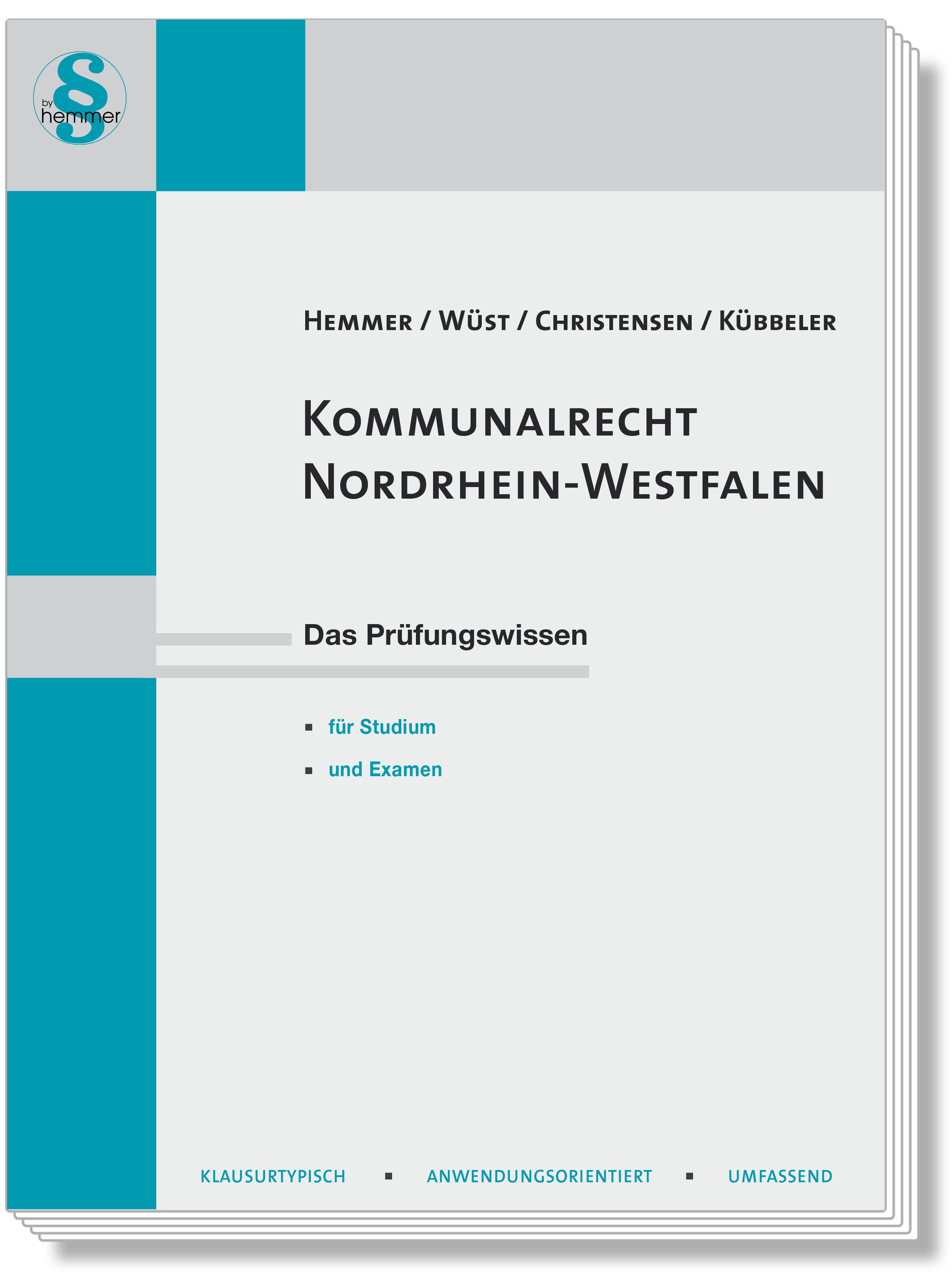 eBook Kommunalrecht Nordrhein-Westfalen