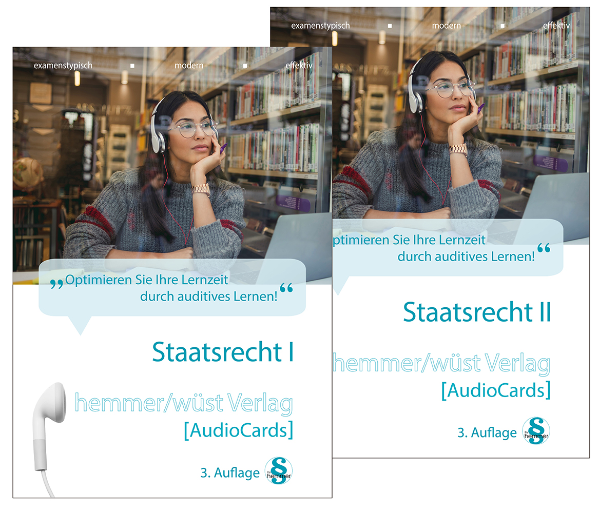 Audiocards - Staatsrecht I & II - Download