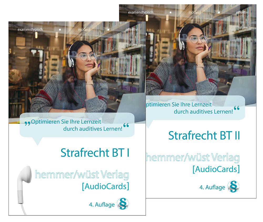 Audiocards - Strafrecht BT I & II - Download