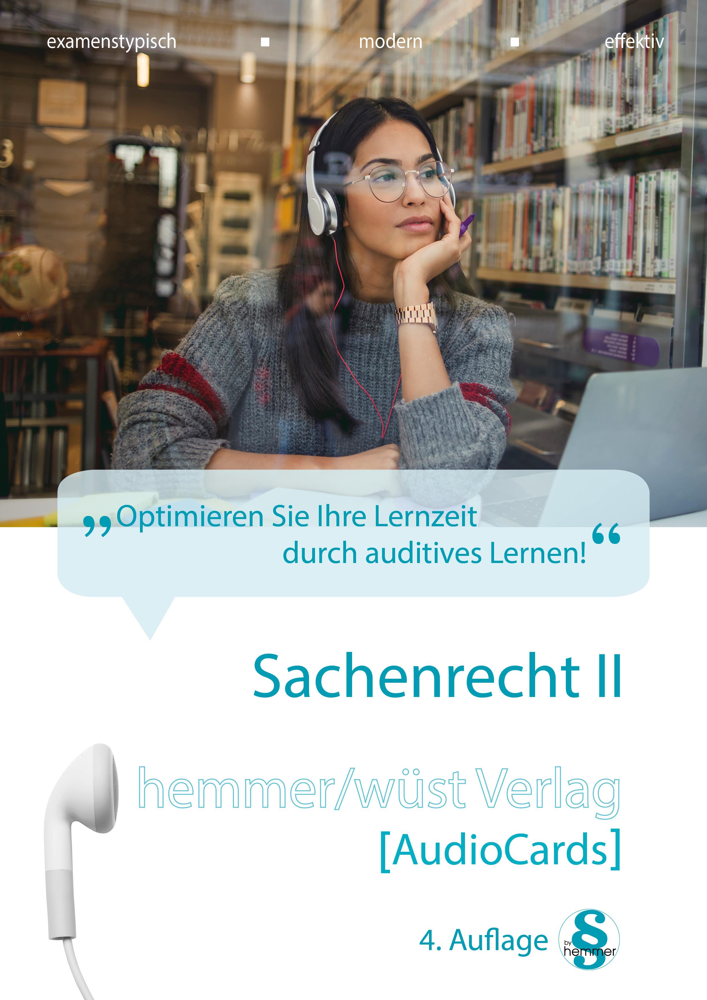 Audiocards - Sachenrecht II - Download