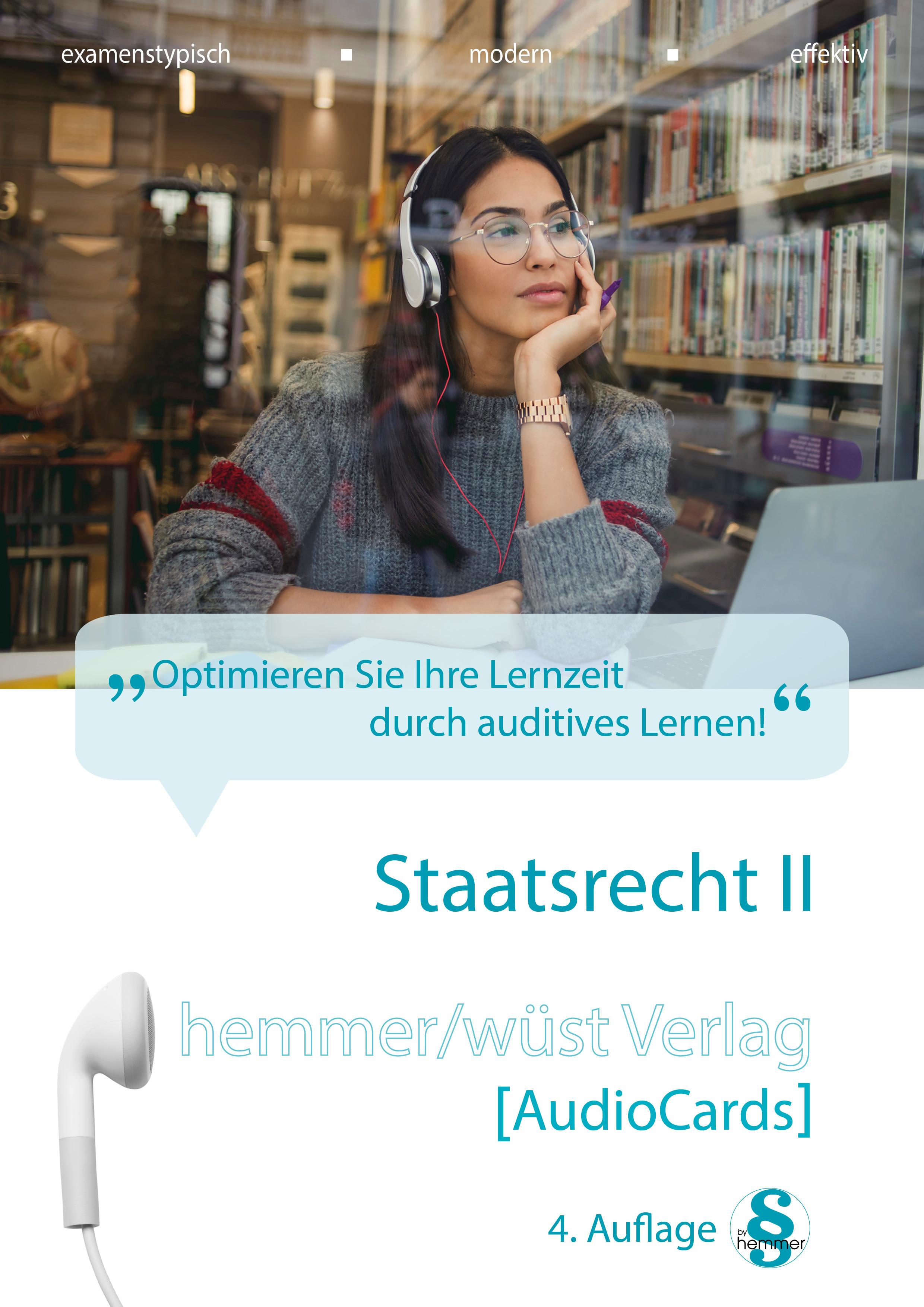 Audiocards - Staatsrecht II - Download
