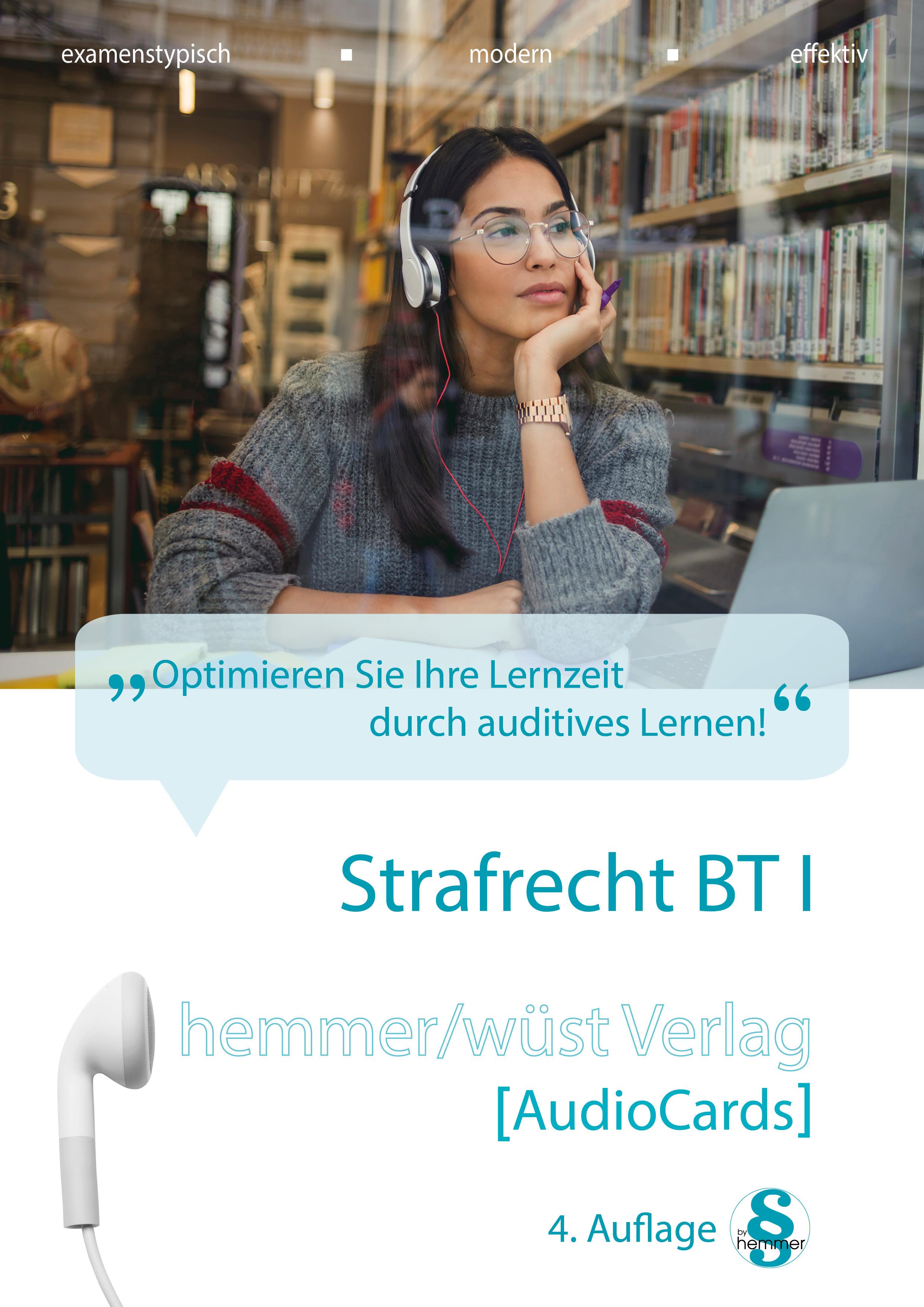 Audiocards - Strafrecht BT I - Download