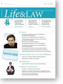 Life&LAW Ausgabe 2012/02