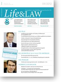 Life&LAW Ausgabe 2012/04