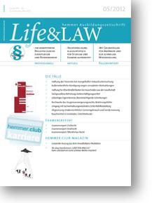 Life&LAW Ausgabe 2012/05