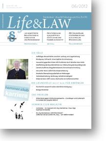 Life&LAW Ausgabe 2012/06