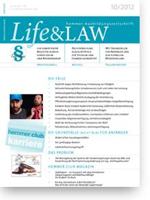 Life&LAW Ausgabe 2012/10