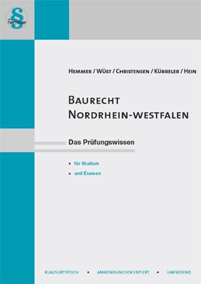 eBook Baurecht Nordrhein-Westfalen