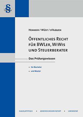 eBook - Öffentliches Recht BWLer WiWis & Steuerberater