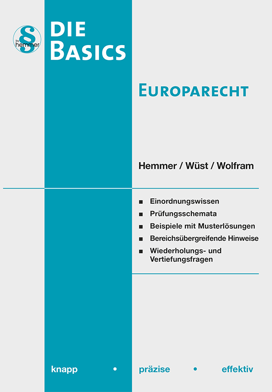 eBook Basics Europarecht