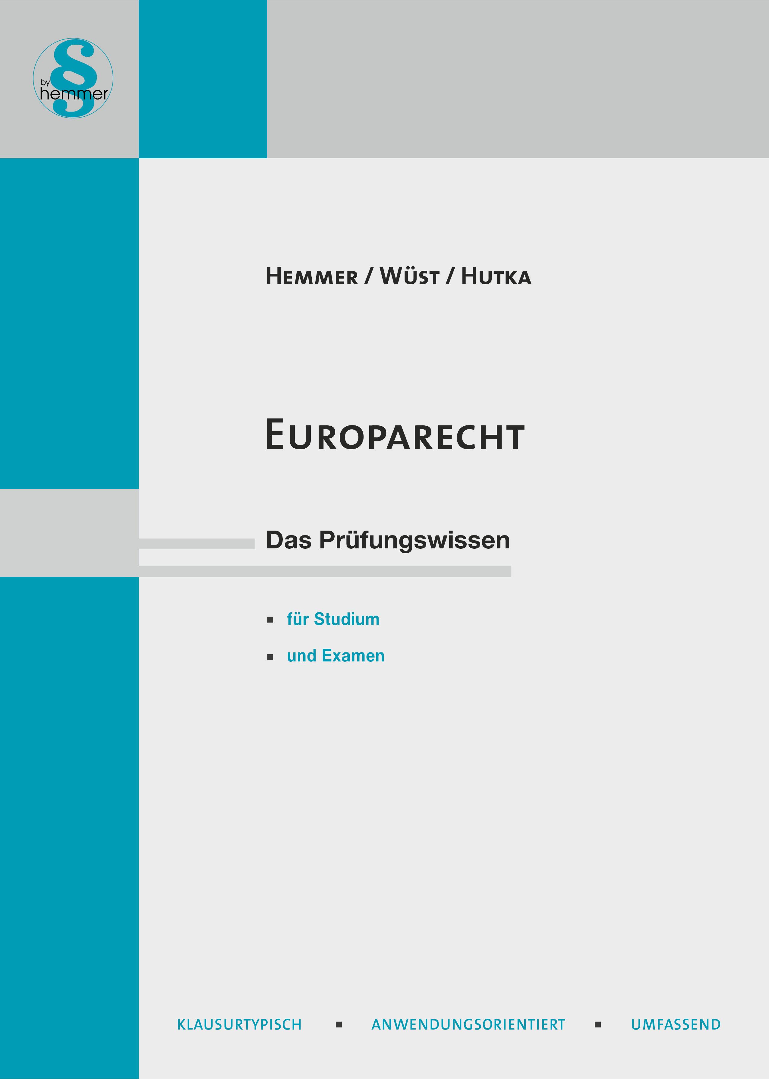 eBook Europarecht