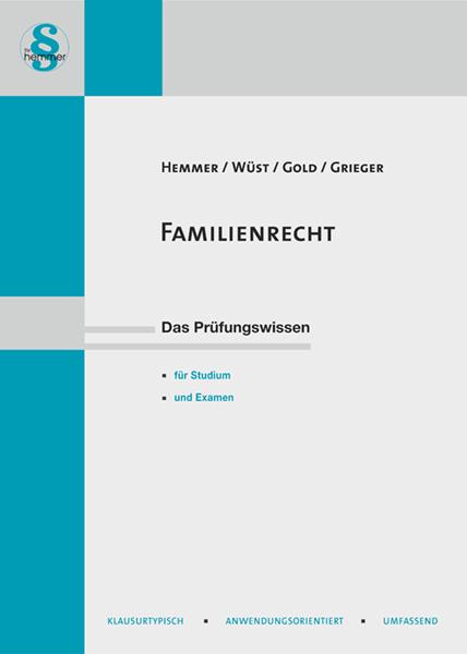eBook Skript Familienrecht