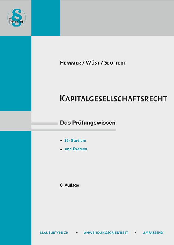 eBook Kapitalgesellschaftsrecht